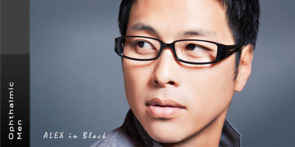 Click to view all men ophthalmic frames