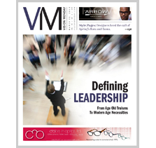 Vision Monday Magazine Cover