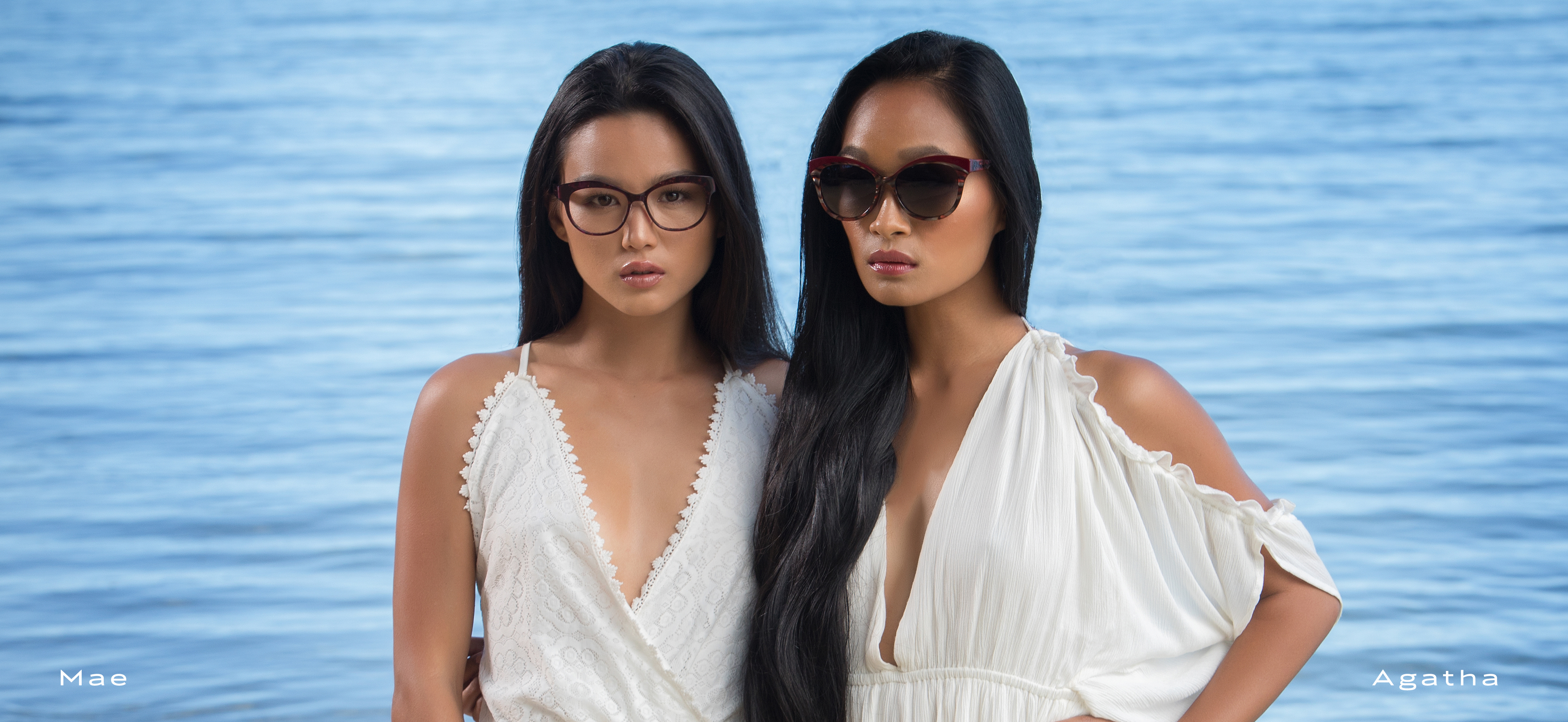 Mae & Agatha - Asian Fit